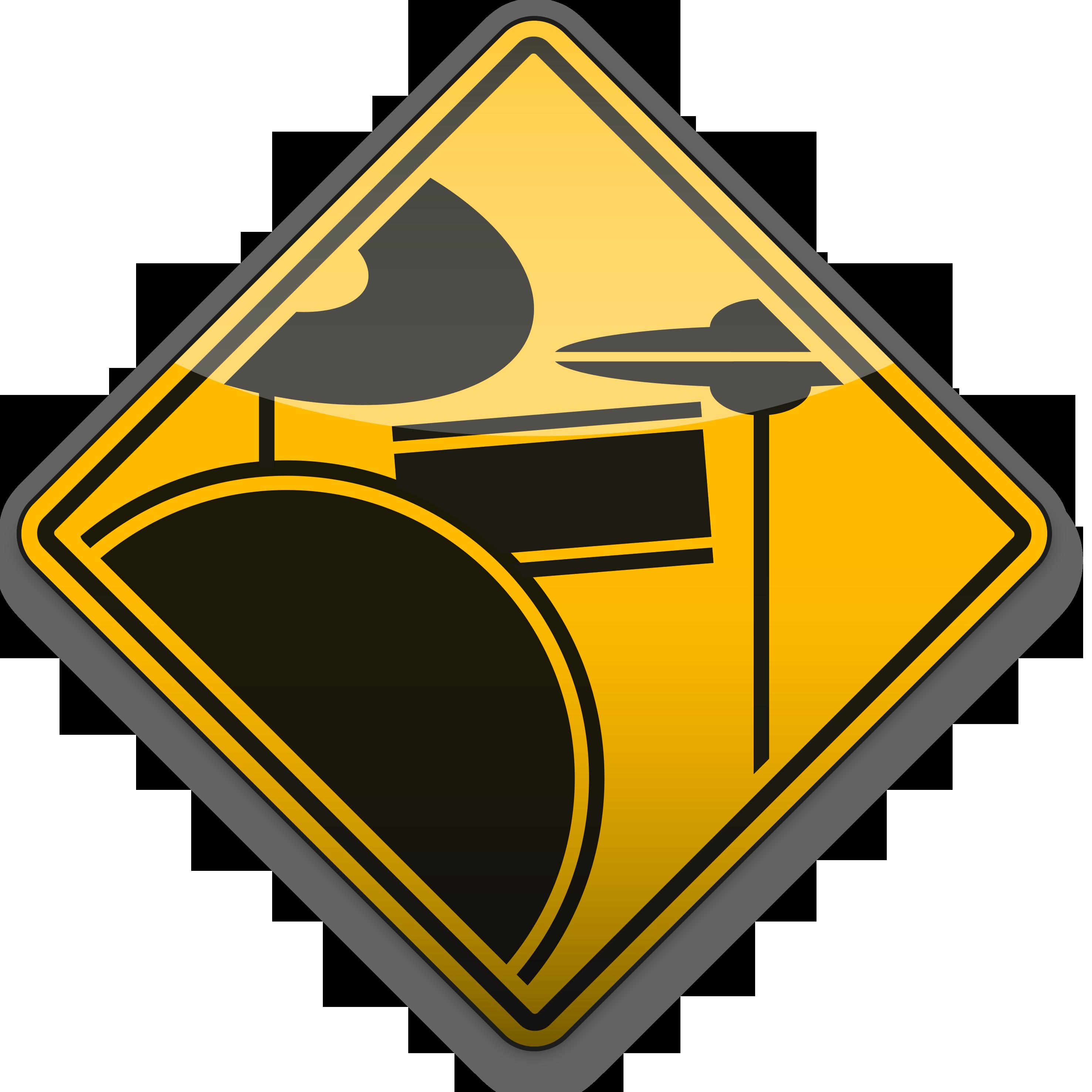 Drummer Ahead Logo