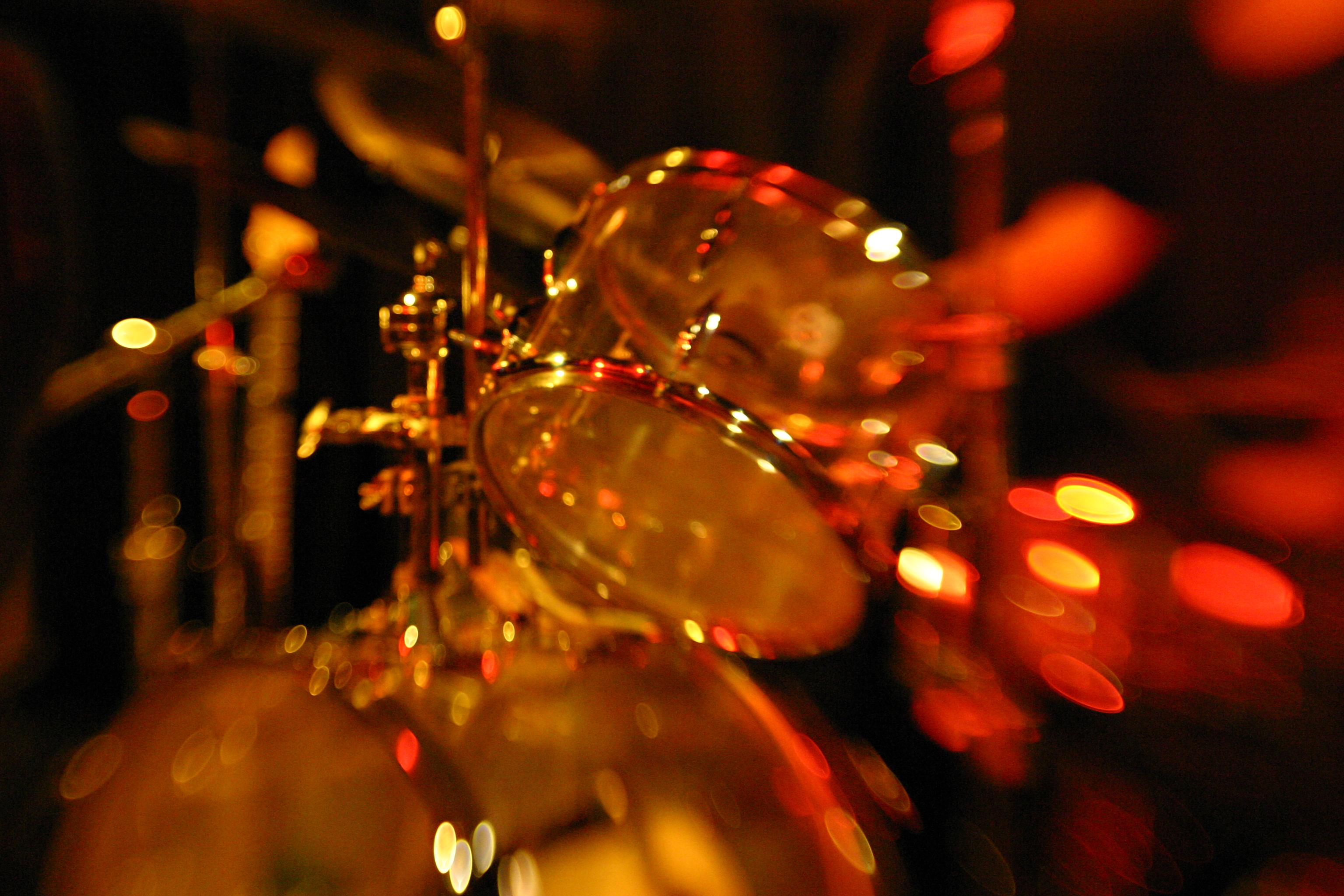 Drumset von Tobias Bertram