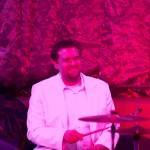 Tobias on Drums at Aspria