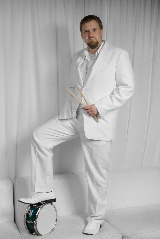 Tobias Bertram, Schlagzeuger
