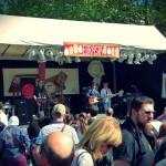 Crimson Sunday auf der Eurasia-Bühne des Karnevals der Kulturen